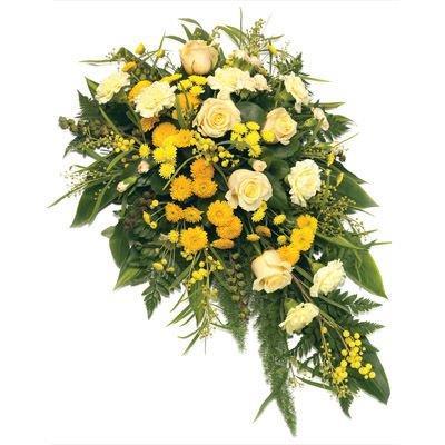 Wiązanka Wszyscy Święci kwiaty na pogrzeb z dostawą